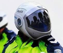 Motorcycle Helmet Heads-up Display