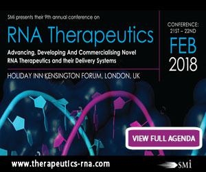 STORM Therapeutics Joins SMi's 9th Annual RNA Therapeutics