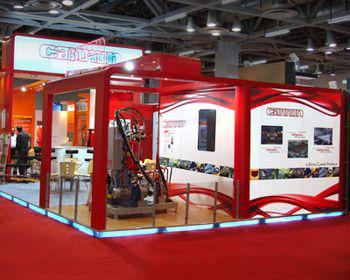 Exhibition Stall Design and Fabrication | Exhibition in Delhi