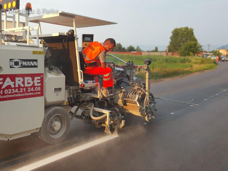 Global Road Marking Material Market