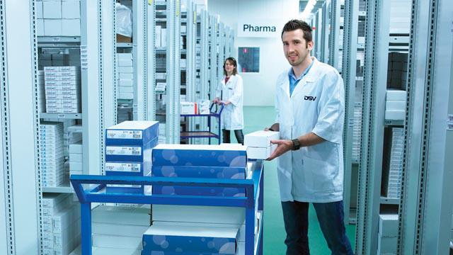 Healthcare Logistics Global Market