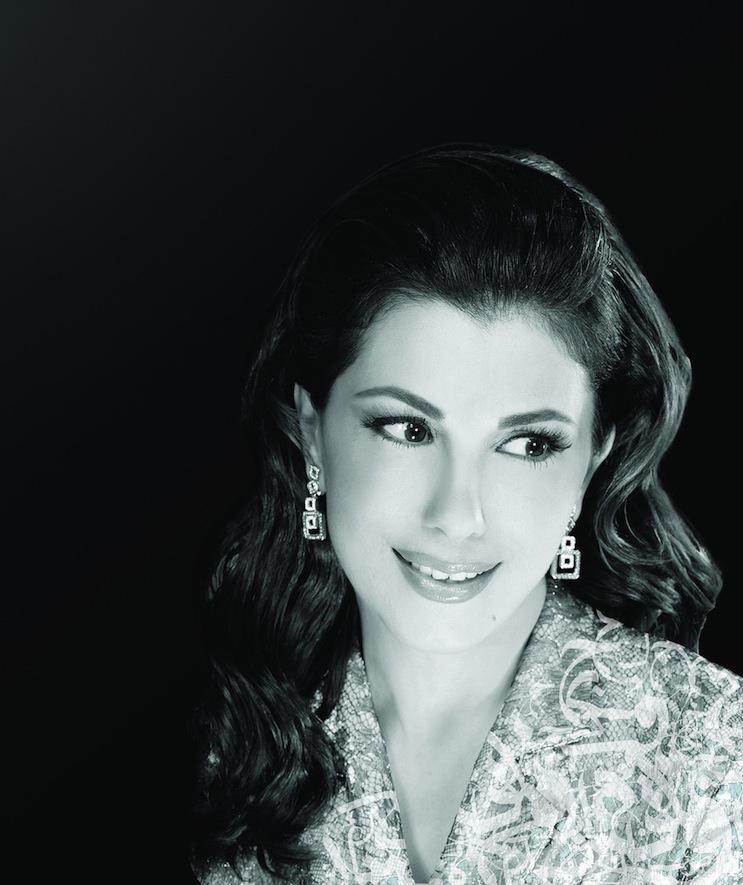 Lebanese Singer - Magida El Roumi