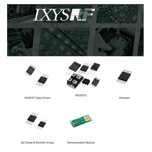 IXYS RF Products