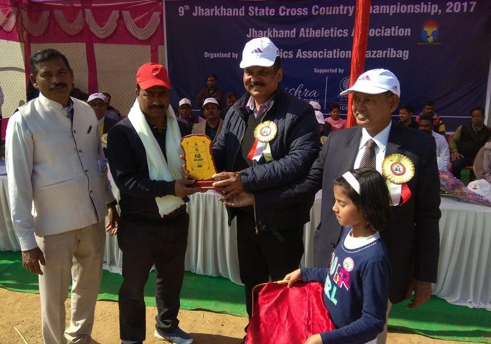 Hazaribagh Youth Outshone at AK Mishra Foundation's State Cross Country Championship