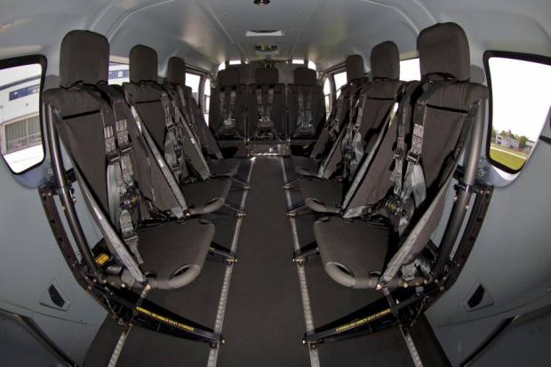Military Helicopter Seats Market Projected to Witness