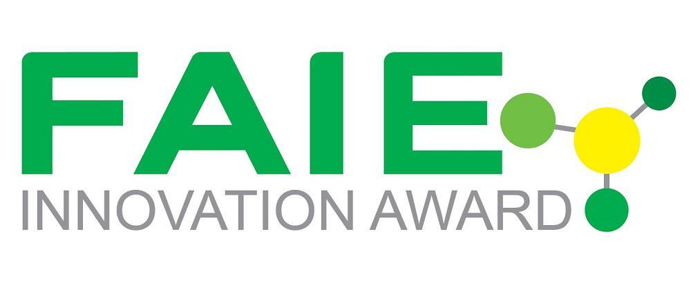 FAIE Innovation Award 2018