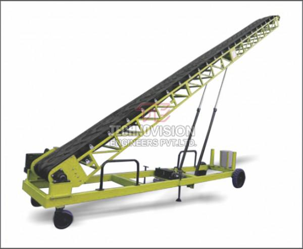 Stacker Conveyor Manufacturer - Technovision Engineers