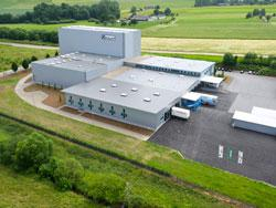 The Stauff logistics centre was expanded to 55,880 storage places for plastic boxes and 10,348 for Euro pallets