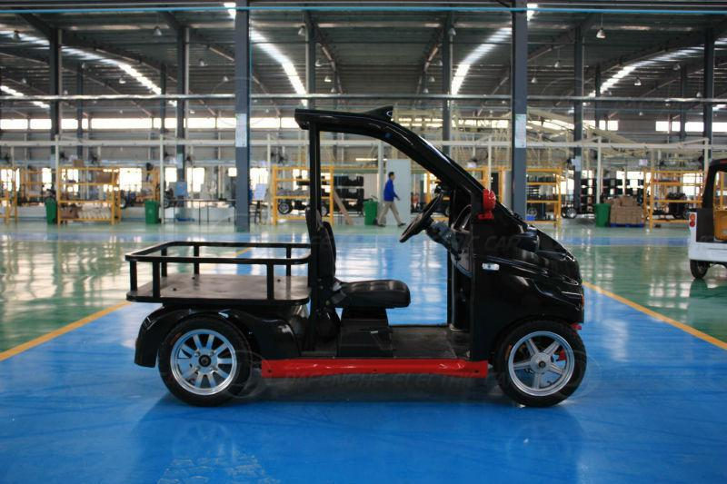 Global Electric Logistics Vehicle Market 2018 - Dongfeng, Smith