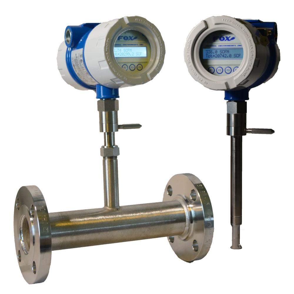 Model FT4X Inline and Insertion Gas Mass Flow Meters