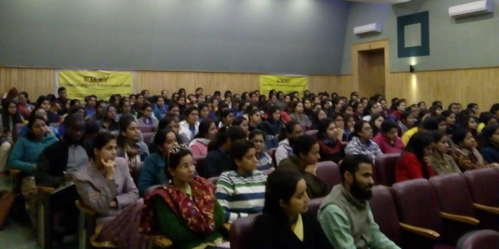 Conference on Intellectual Property Rights at Banasthali