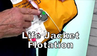 Life Jacket Flotation