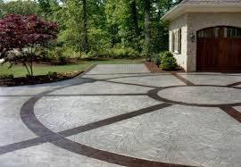 Decorative Concrete : Services the Purpose of Beautificaton