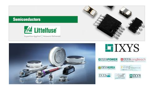 Littelfuse Acquisition of IXYS