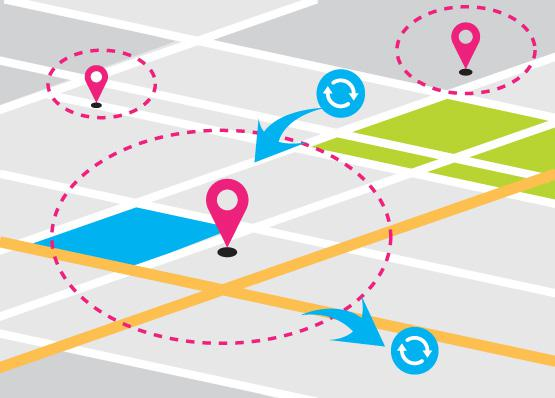 Geofencing Market - Future market projections for forthcoming