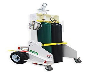 Global 2-Bottle Gas Service Carts Market