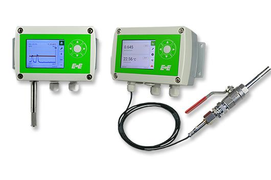 EE310 humidity / temperature and EE360 moisture in oil transmitters