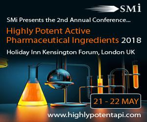 SMi's HPAPI 2018 Conference: Exclusive Interview Released