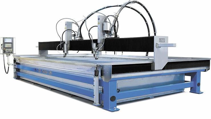 Waterjet Cutting Machinery Market: Robotic Waterjet to Gain