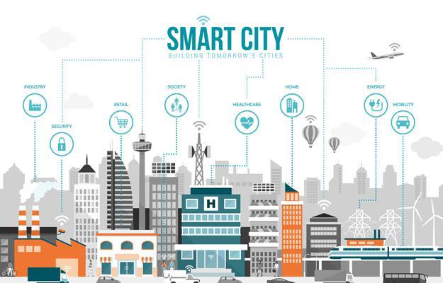 Global Smart City ICT Infrastructure Market 2018-Increasing
