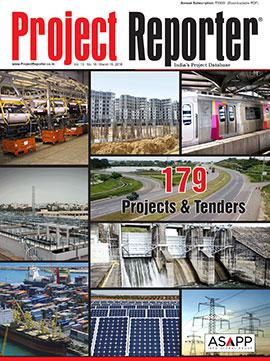 Project Reporter covers more than 100 projects every fortnight from India