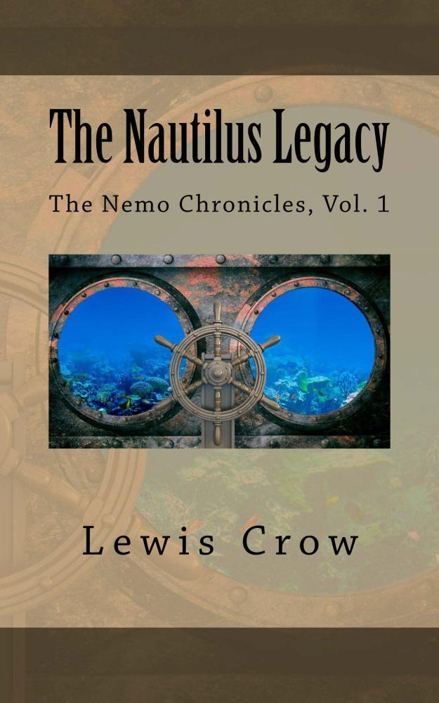 """Texas Author Lewis Crow Releases New Novel, """"The Nautilus"""