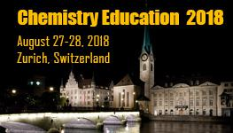 Chemistry Education 2018 Conference Icon