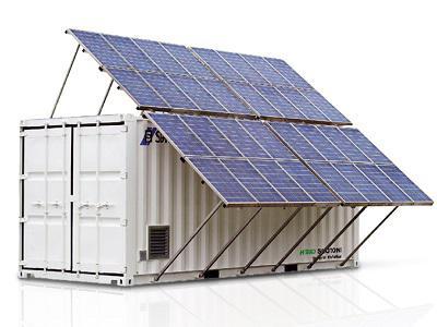 Containerized Solar Generators Market