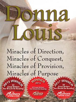 Award Winning Florida Author Donna Louis, Author Of New