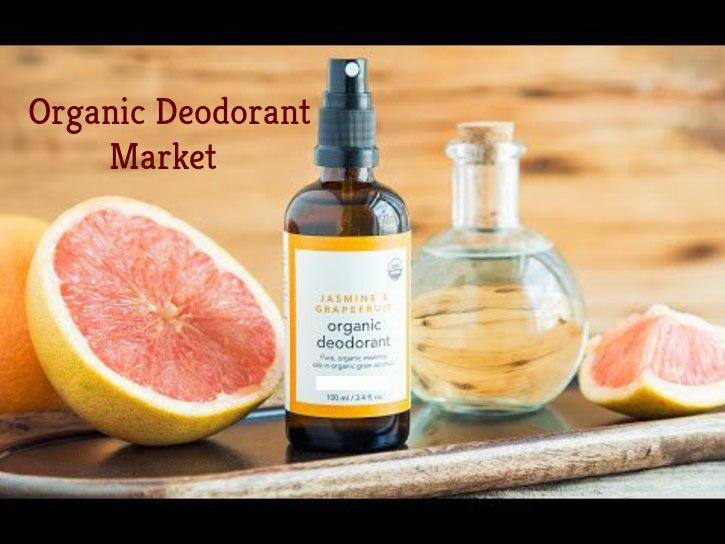 Organic Deodorant Market to Perceive Substantial Growth During