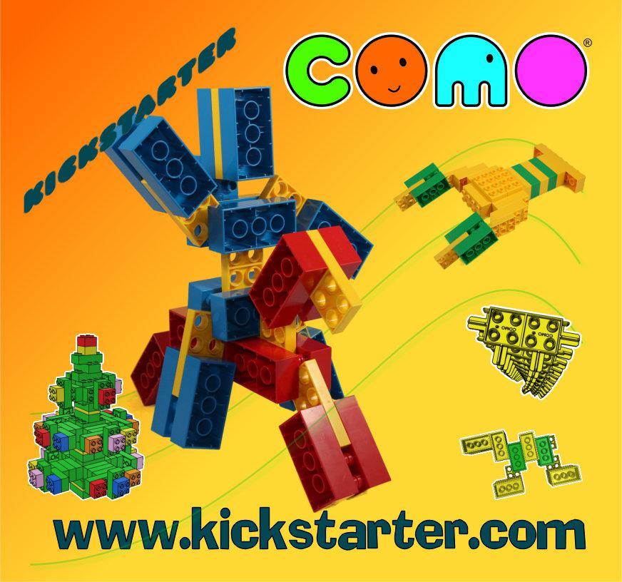 COMO(R) is on kick starter now