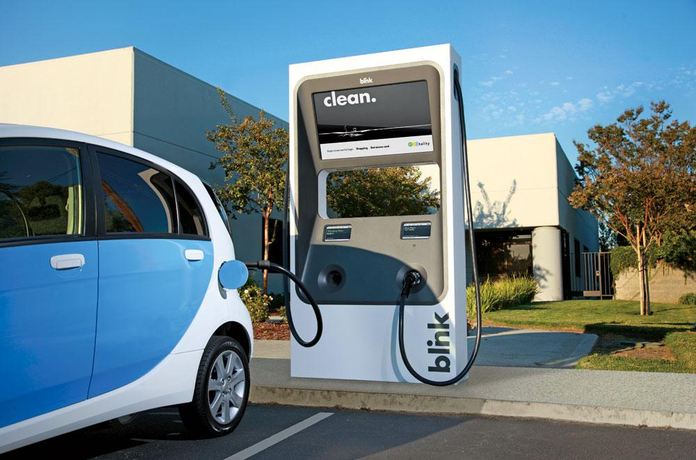 2018-2023 Global Top Countries Electric Car Chargers Market