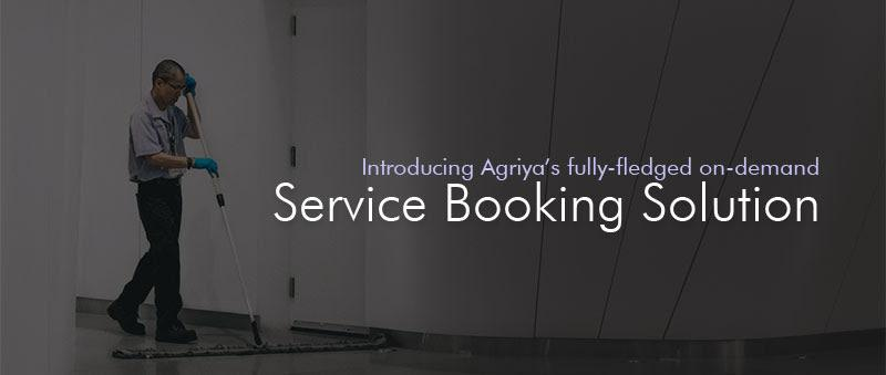 Service Booking Solution