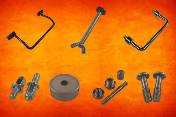 Special and custom fastener parts from Challenge Europe now available