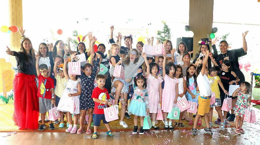 Royal Cliff's 2018 Funtasea Easter Wonderland Party