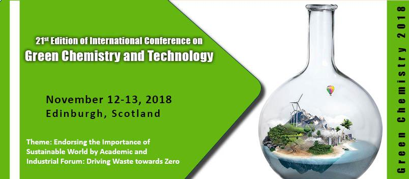 21st Edition of International Conference on Green Chemistry