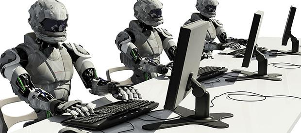 The IT Robotic Automation industry Ripe for Investment and It
