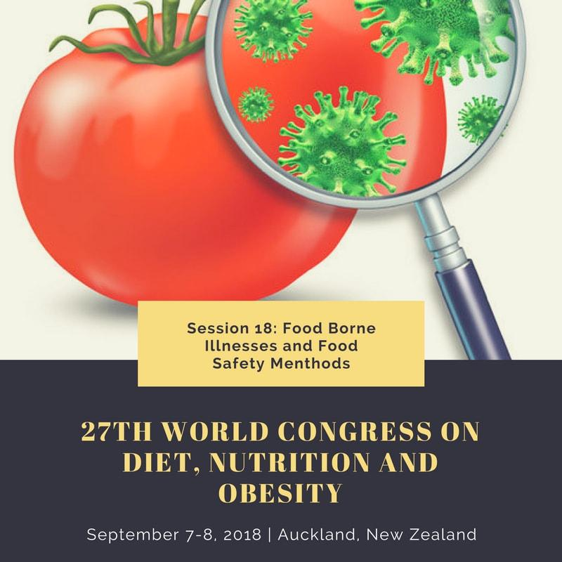 Food Safety and Food Quality Conferences 2018