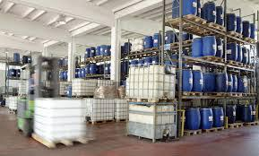 Chemical Warehousing and Storage Market