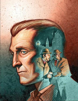 'Sherlock Holmes Master Detective Vol. 3 Airship' by Chad Hardin