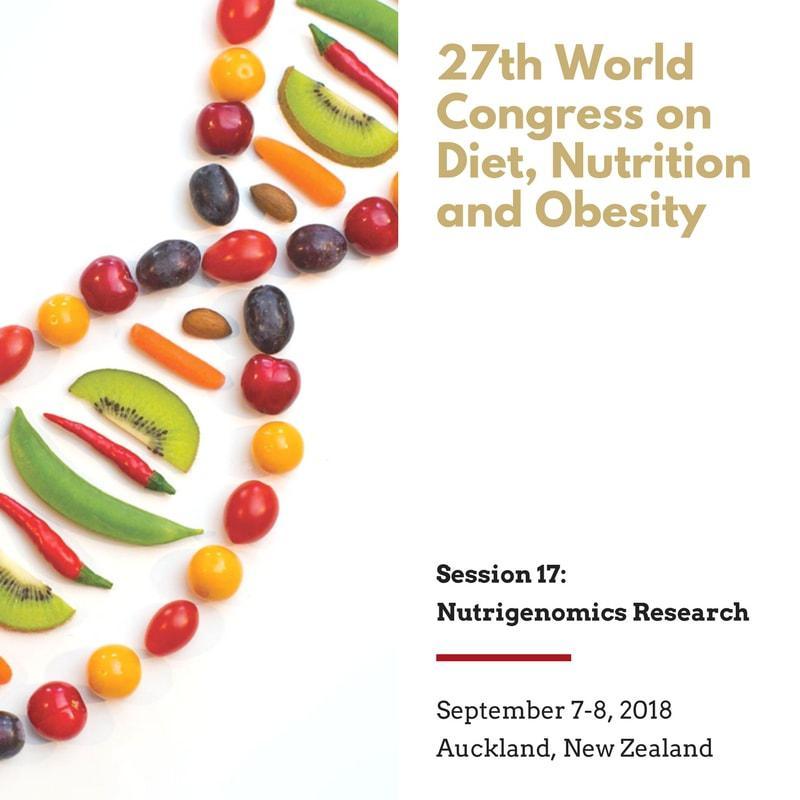 Nutrigenomics Conferences 2018