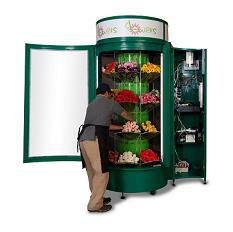 Flower Vending Machine Market