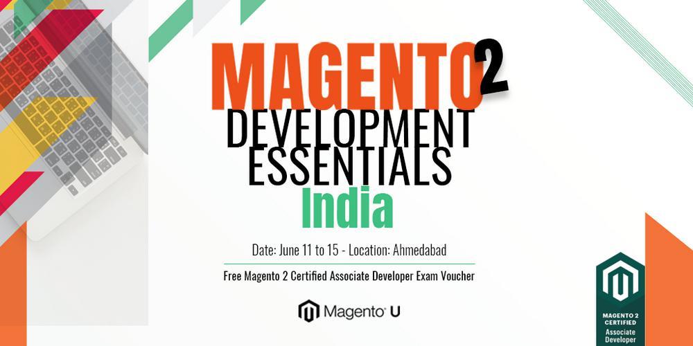 Magento 2 Development Essentials Training In Ahmedabad