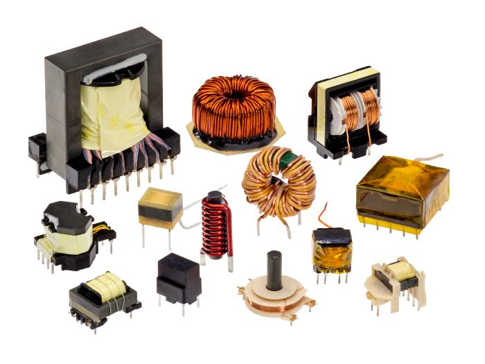 """Inductive Components """"made by FRIWO"""""""