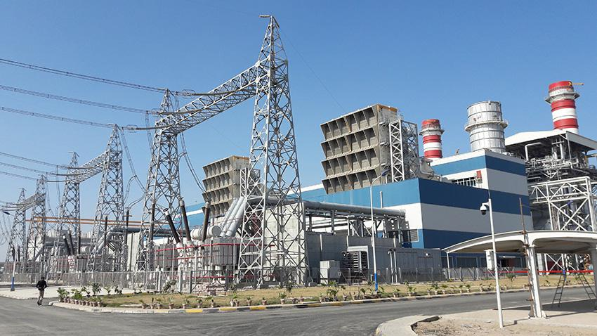 The combined cycle power plant Haveli in Pakistan operates at an efficiency rate of 62.4 % - world record!