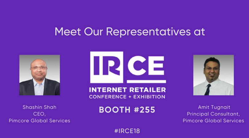 Pimcore to Exhibit at IRCE 2018. Join the Retail Revolution