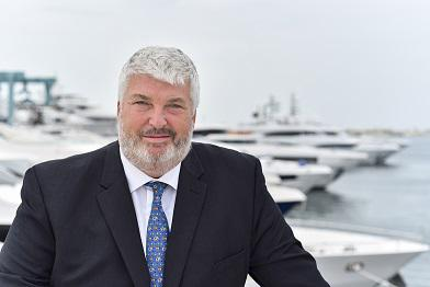 Gregory Yeakle, Gulf Craft's newly appointed CEO