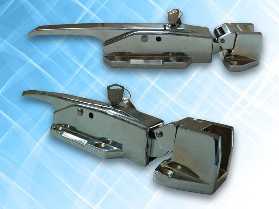 New large slam latch with inside safety release from FDB Panel Fittings