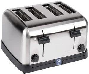 World Commercial Toaster Market