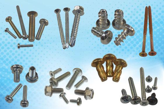 Ex-stock and custom screws from Challenge Europe